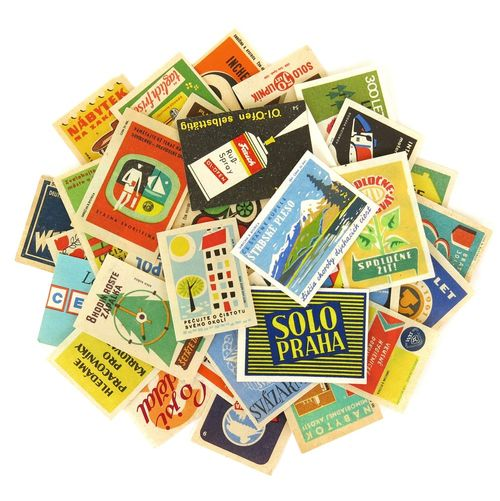 MatchboxLabels5
