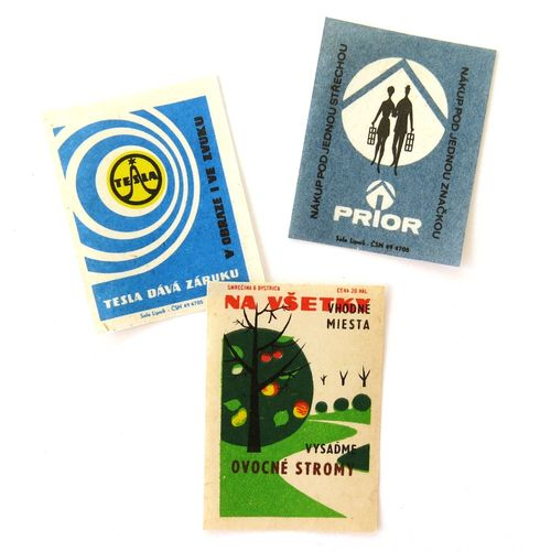 MatchboxLabels6