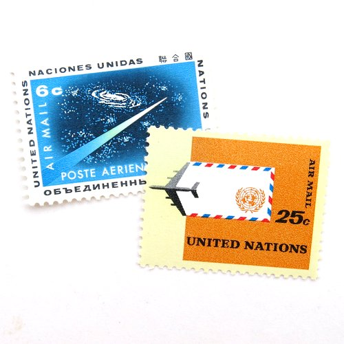 UN Postage Stamps3