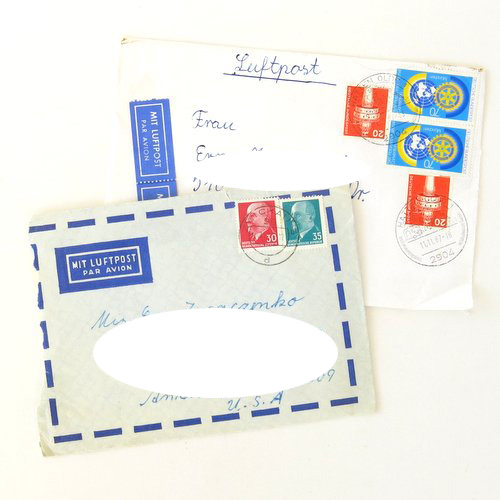 Airmail Envelope Collection8