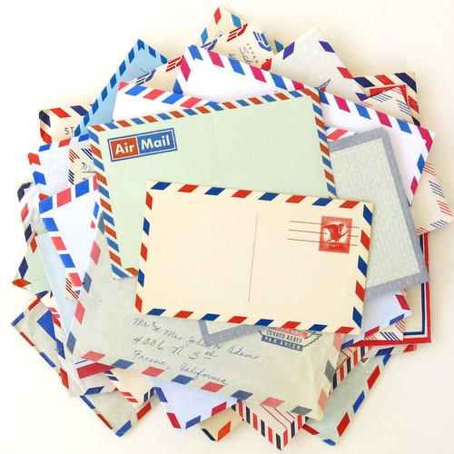 Airmail Envelope Collection3