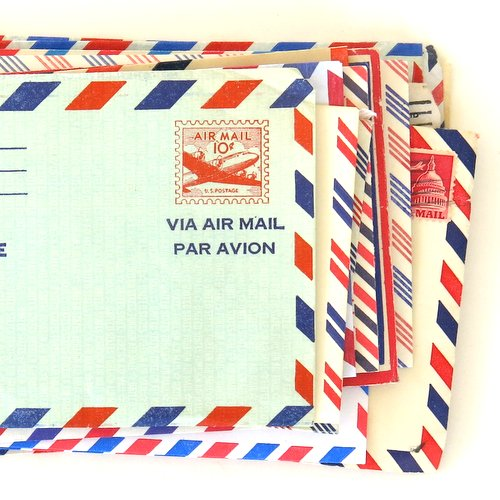 Airmail Envelope Collection4