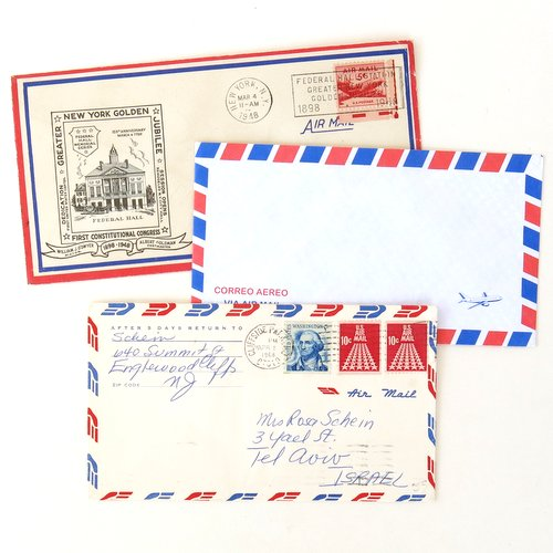 Airmail Envelope Collection5