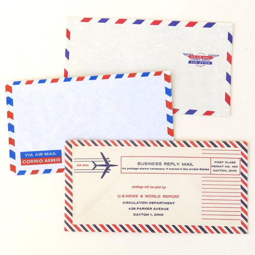 Airmail Envelope Collection6
