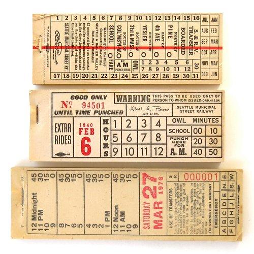 Vintage Tickets3
