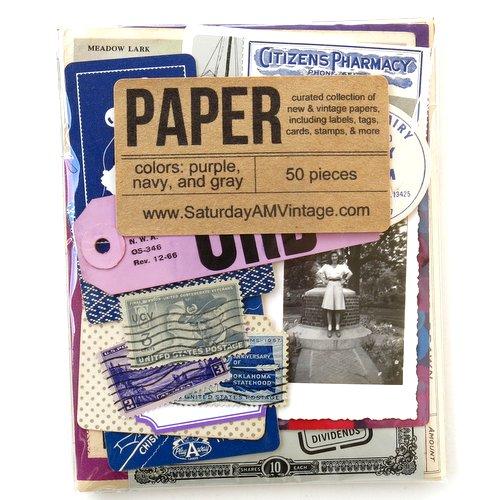 Custom Paper Pack