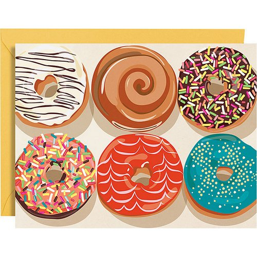 Donut Cards