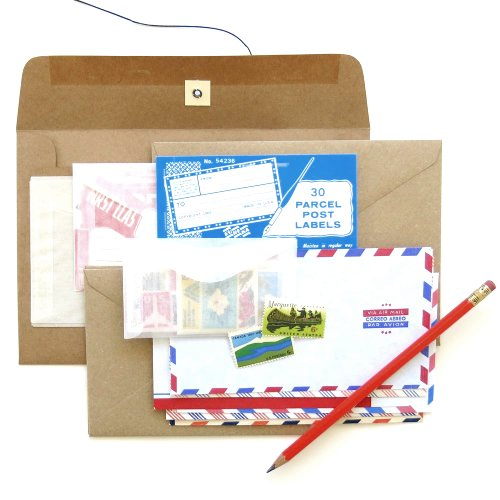 Pen Pal Kit from Saturday Morning Vintage
