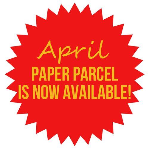 April Paper Parcel