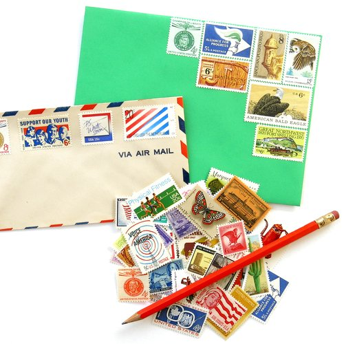 Unused Vintage Postage