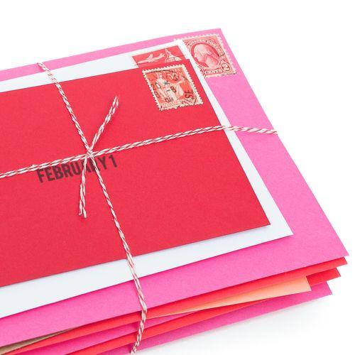 Love Letter Stack